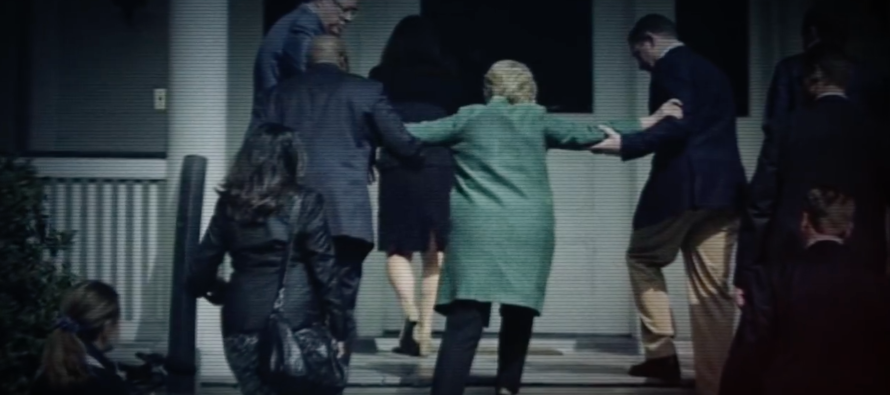Trump Releases DAMNING Video Exposing Hillary's Health Problems