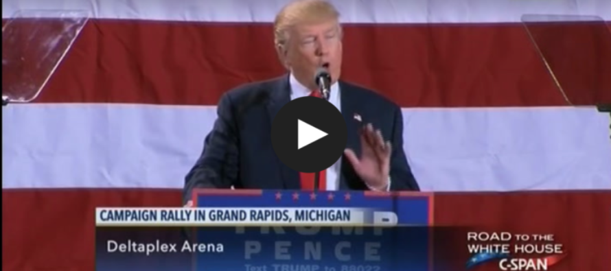 Trump Surprises Audience With Shock Announcement… THANKS Anthony Weiner [VIDEO]