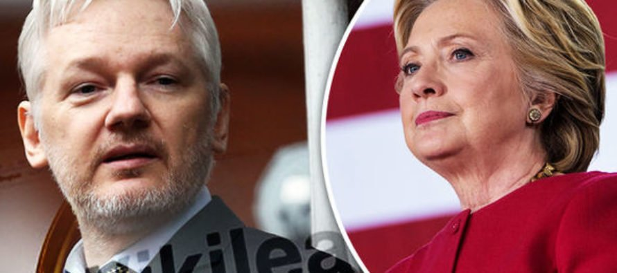 "WikiLeaks EXPOSES Clinton Family ""GET RICH"" Scheme – Hillary Panics, Responds Immediately VIDEO"
