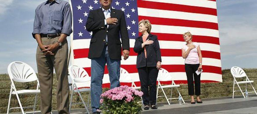 5 Reasons Liberals Aren't Patriotic