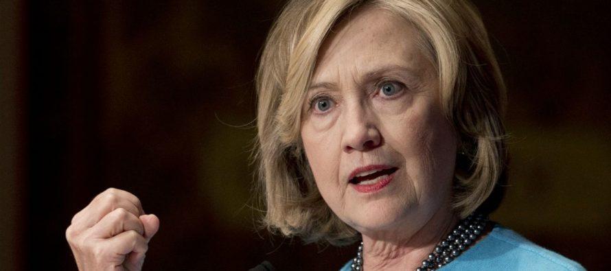 BREAKING: WikiLeaks Drops BIGGEST BOMB YET – Hillary Knowingly Broke the Law
