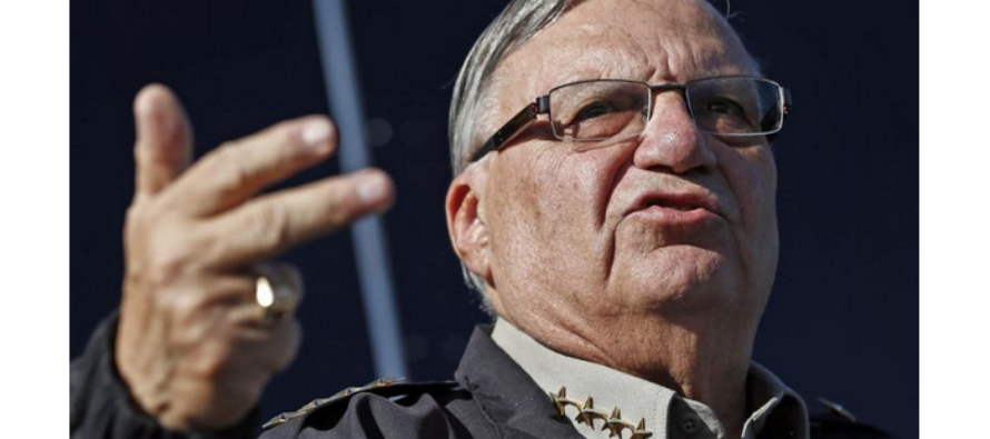 Liberals Move To Put America's Toughest Sheriff, Joe Arpaio, In Jail For Enforcing Immigration Law