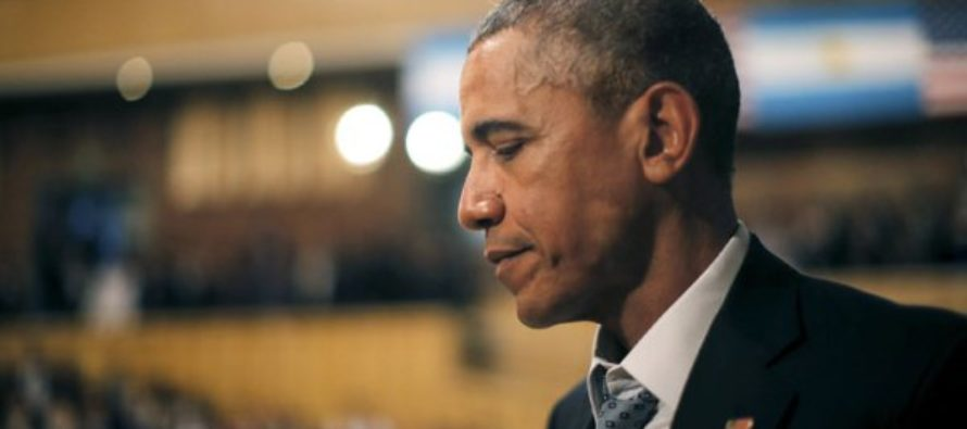 """Obama Finally Admits His """"Universal Health Plan"""" Is Not Cutting It"""