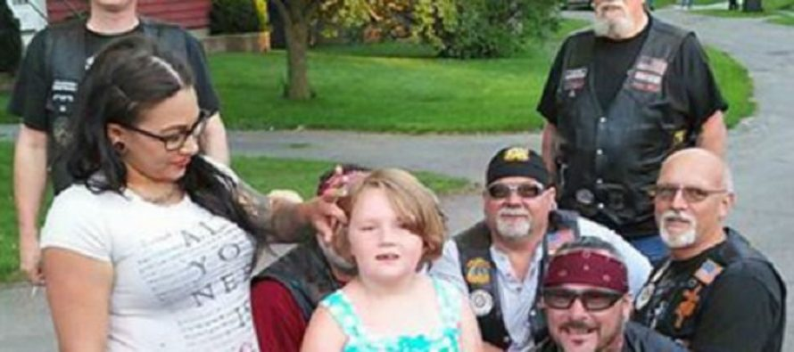 Little Girl BULLIED So Badly She Feared For Her Life – Then BIKERS Stopped By To Help [VIDEO]