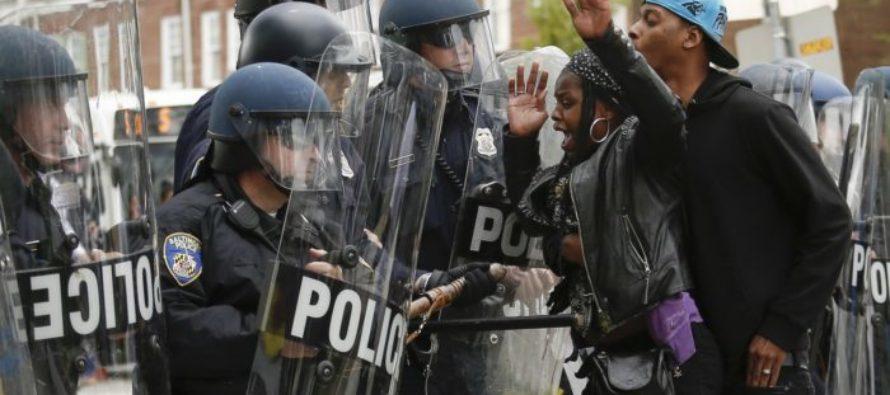 BlackLivesMatter FAIL!? We Just Got News That RESPECT For Police Officers Has SHOT UP!