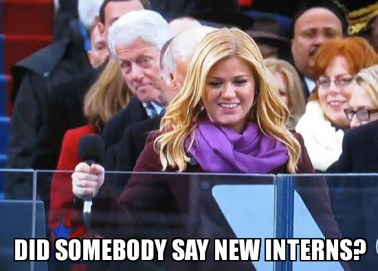 clinton-new-interns