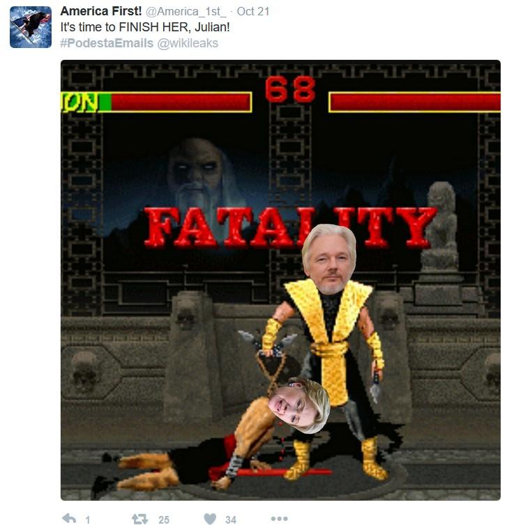 clinton-vs-assange