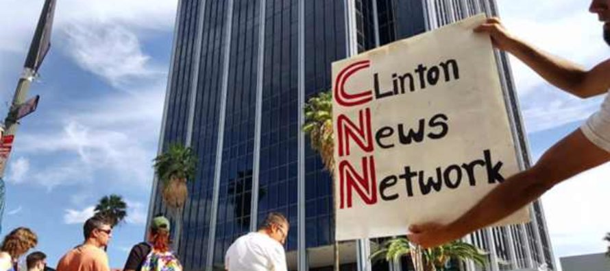 WikiLeaks exposes Hillary Clinton's mole at CNN…allegedly