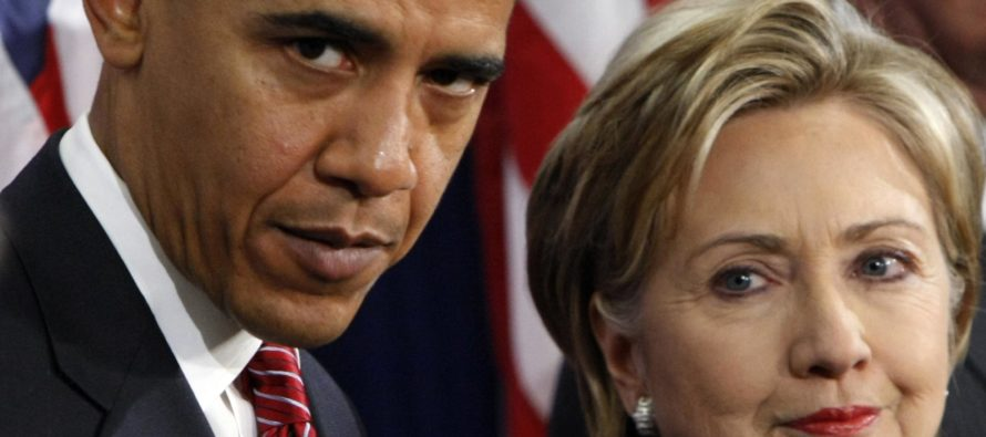 Obama OUTED! He Told A BIG Lie About Hillary And Now He's CAUGHT Red Handed!