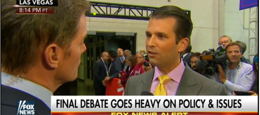 Trump Jr. Frustrated Over The SILENCE On 'Voter Fraud' Tells Us Why Media Is Ignoring It [VIDEO]