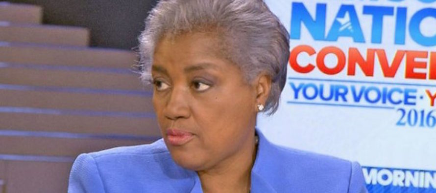 DNC Chair Donna Brazile Can't DEAL When Questioned On WikiLeaks, Project Veritas – VIDEO