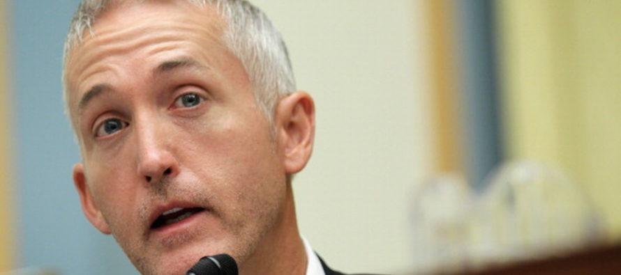 Trey Gowdy Drops NUKE on FBI Director… SHOULD HE BE FIRED?