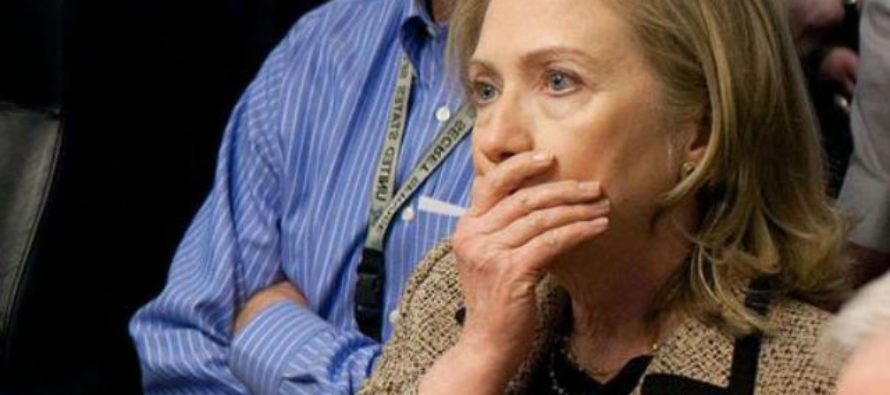 AWKWARD: Hillary Ditches Interview When Confronted With 'Voter Fraud' Videos