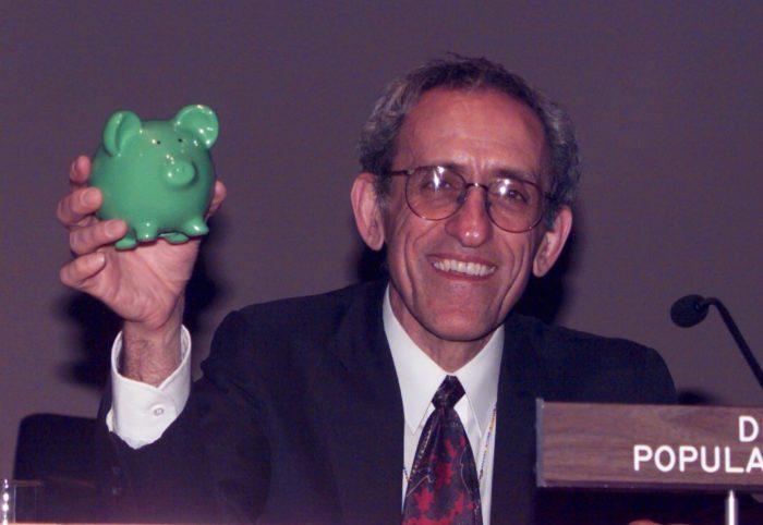 Dr. Joseph Chamie