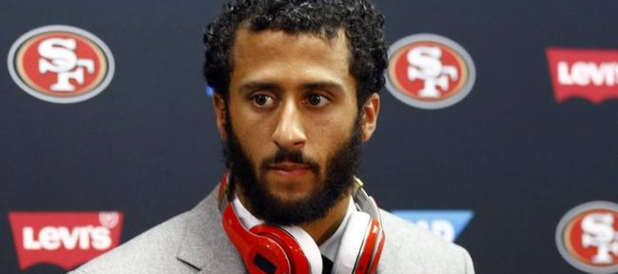 Entitled Colin Kaepernick Gets EXACTLY What He Deserves at a Patriots Game