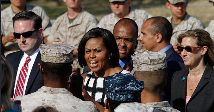 michelle-obama-marine