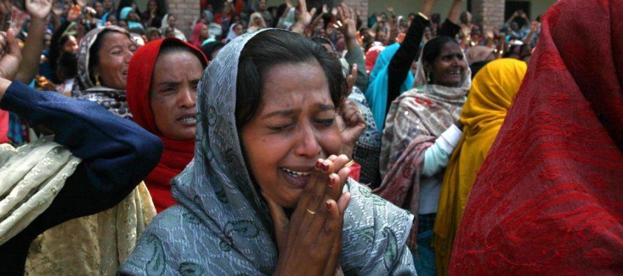 "Muslim man ""honor kills"" sister for marrying a Christian man"