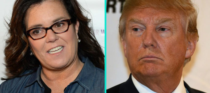 Rosie O'Donnell in MELTDOWN Mode After Third Presidential Debate