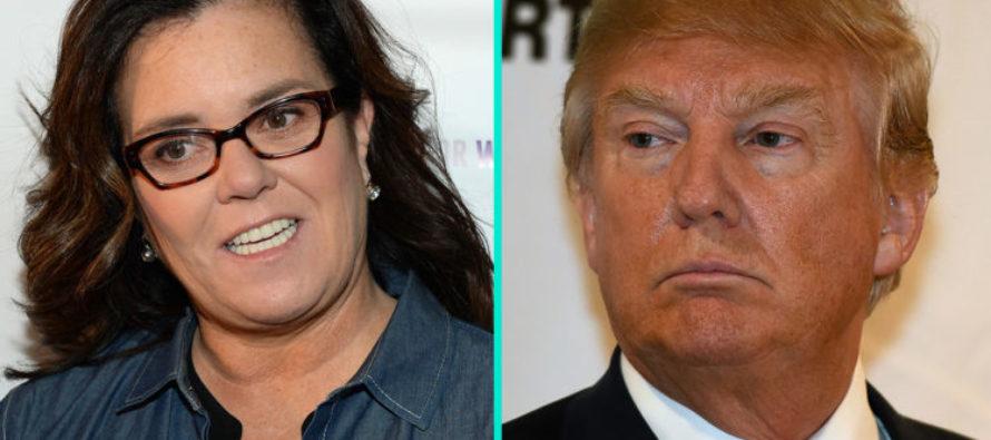 Rosie O'Donnell in MELTDOWN Mode After Third Presidential Debate