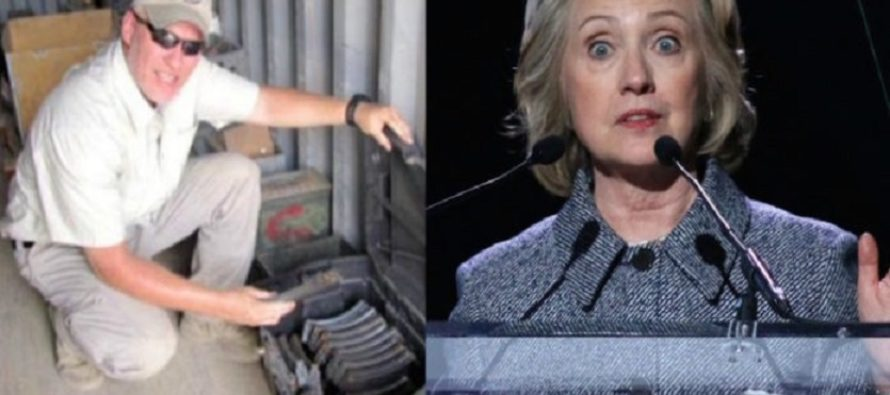 DOJ Drops Case Against Arms Dealer – He Threatened To EXPOSE Hillary's Role In Arming Extremists [VIDEO]