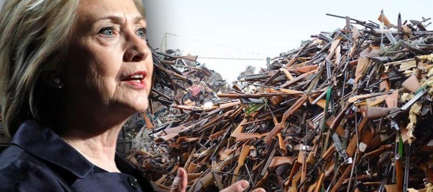 Clinton's First Executive Order As President Discovered Via Undercover Video – GUN CONTROL!?