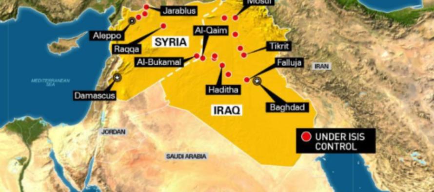 ISIS Retakes Iraqi Villages…Starts Executing Liberated Celebrating Civilians [VIDEO]