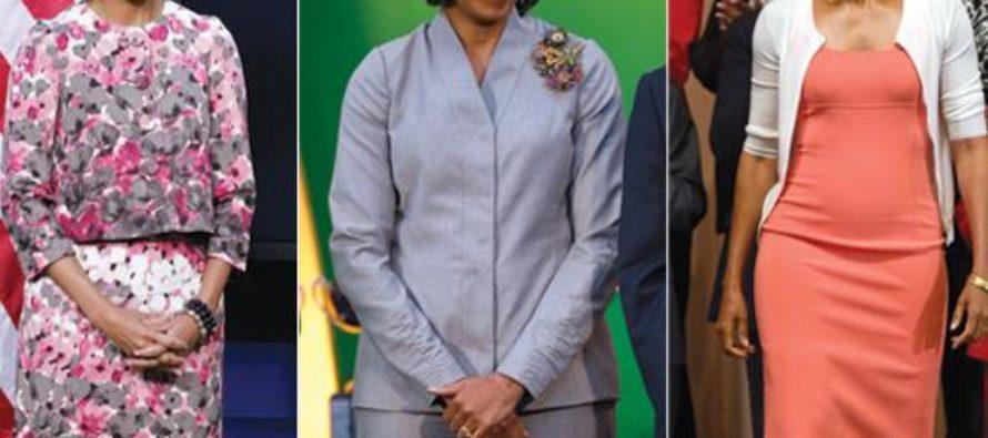 "VIDEO : Designer Who Dressed Michelle Obama Refuses To ""Dress"" Melania Trump"