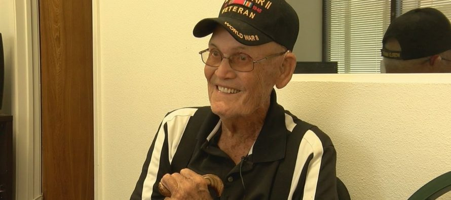 93 Yr-Old Democrat Veteran Votes For First Time – Guess Who He Voted For!?