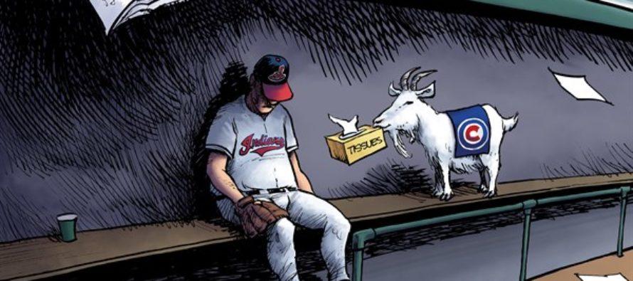 Cleveland Compassion (Cartoon)
