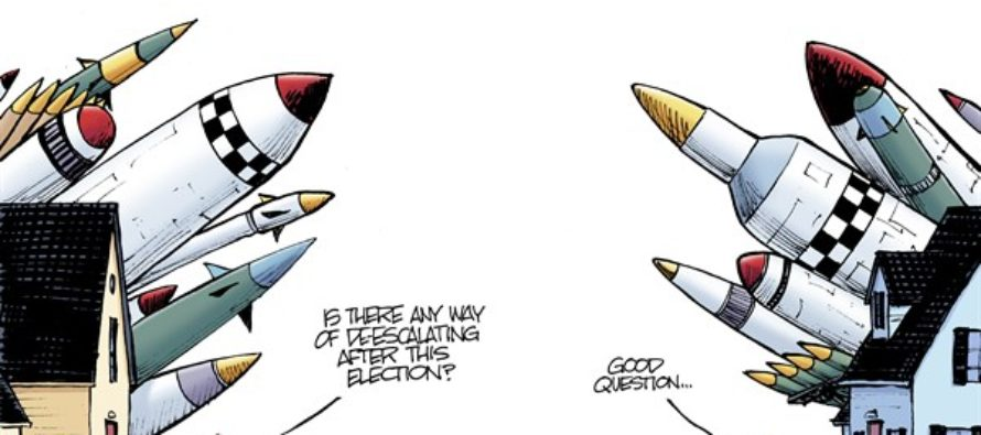 Undecideds (Cartoon)