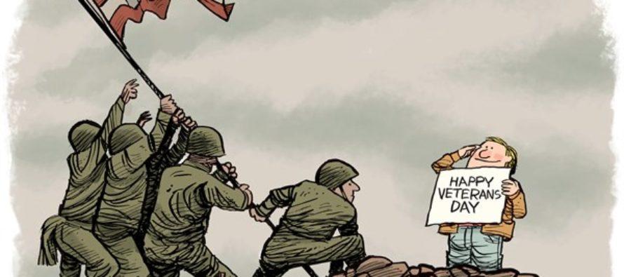 Veterans Day (Cartoon)