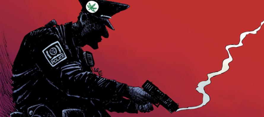 LOCAL OH OSU Attack (Cartoon)