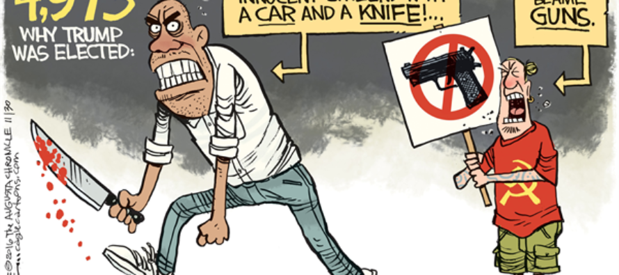 Ohio St Attack (Cartoon)
