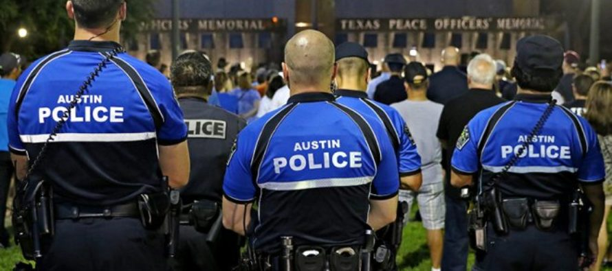 Texas Bill Would Makes Attacks on Cops a Hate Crime [VIDEO]