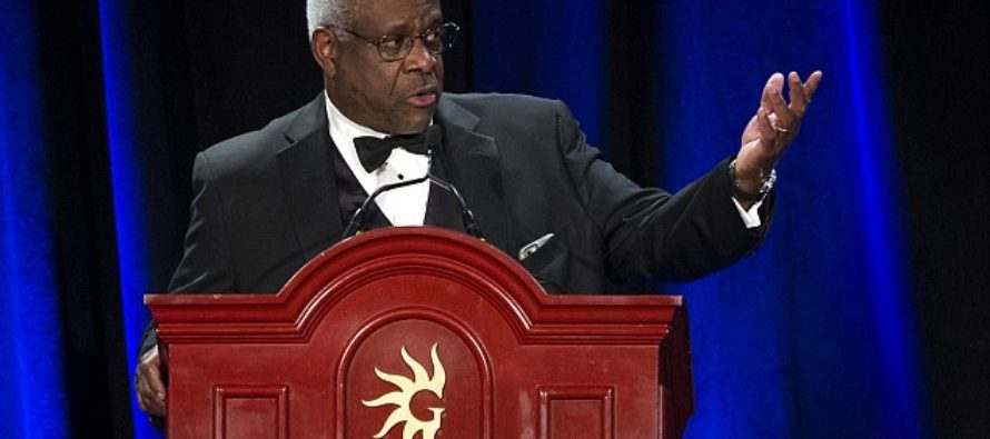 Justice Thomas Welcomes New Conservative ERA On Supreme Court Front – Makes This Promise [VIDEO]