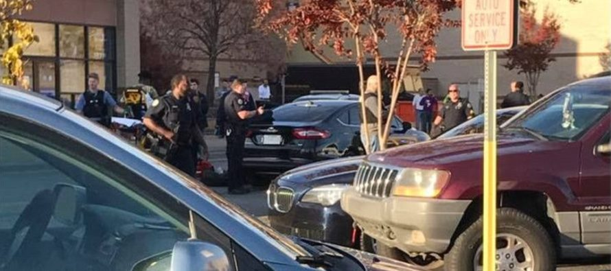 Black Friday, Yet AGAIN, Gets CRAZY When Two Are SHOT! – VIDEO