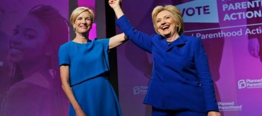 Hillary Clinton VOWS She Will Fight For Kids – Then Campaigns With LEADING Abortion Supporters [VIDEO]