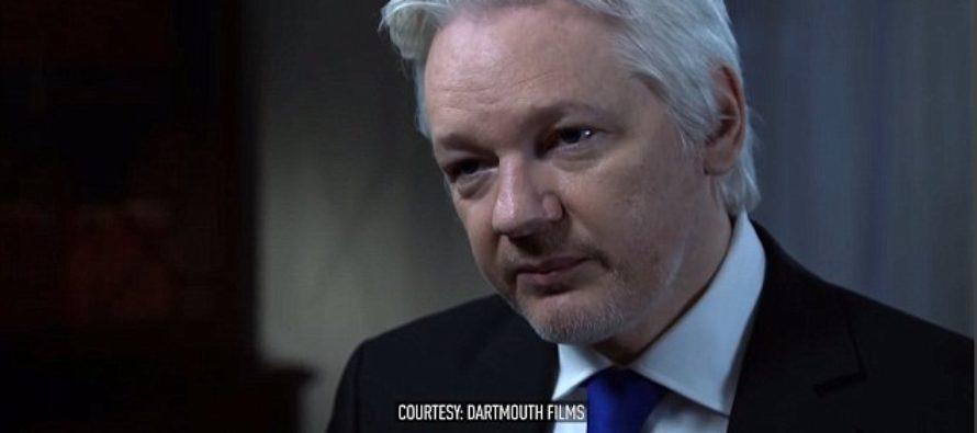 Julian Assange Has Harrowing News For Trumpsters…Do We Believe Him? [VIDEO]