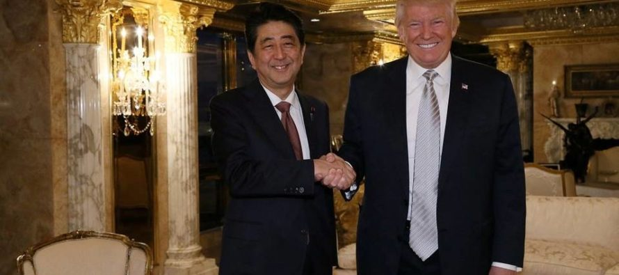 FIRST World Leader To Meet With Trump Says Our President-Elect Shows True LEADERSHIP! [VIDEO]
