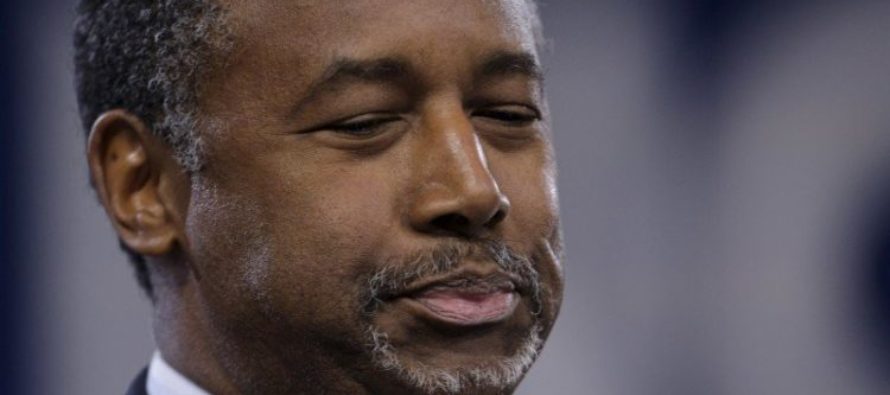 OBAMACARE: Ben Carson Was Just Asked How He Will Help Trump Repeal IT!