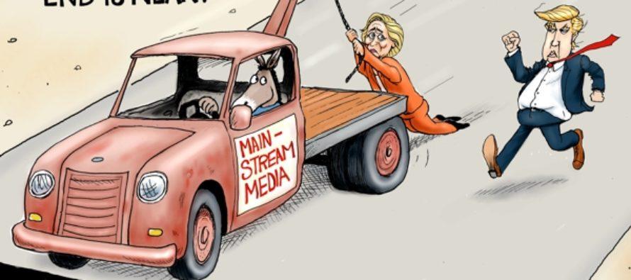 The End Is Near (Cartoon)