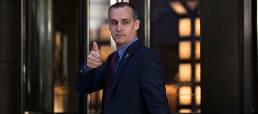 Corey Lewandowski Tells CNN 'I'M OUT!' – Now Poised For Trump Admin Job! [VIDEO]