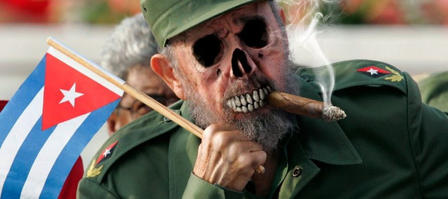 Washington Post: Say, This Castro Guy Was Pretty Darned Brutal And Bad For Cubans