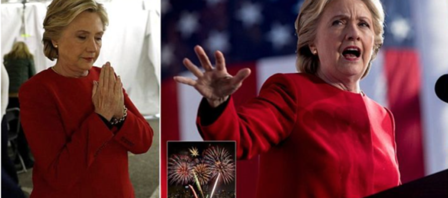 Hillary CANCELS New York Election Night Fireworks Display