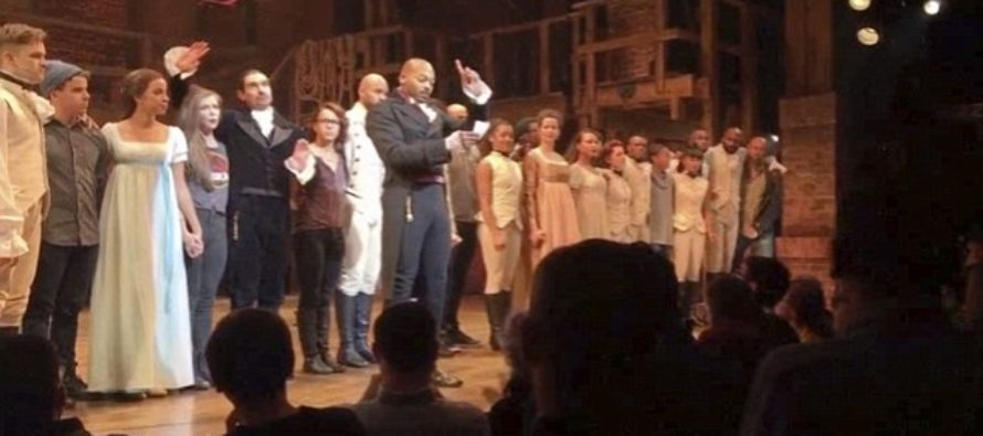 HAH! Hamilton Cast Who Lectured Mike Pence Hasn't Voted in Years [VIDEO]
