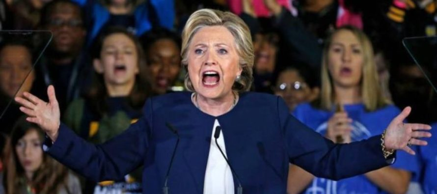 More Bad News For Hillary! Massive Majority Of This Nation Finds Her GUILTY! [VIDEO]