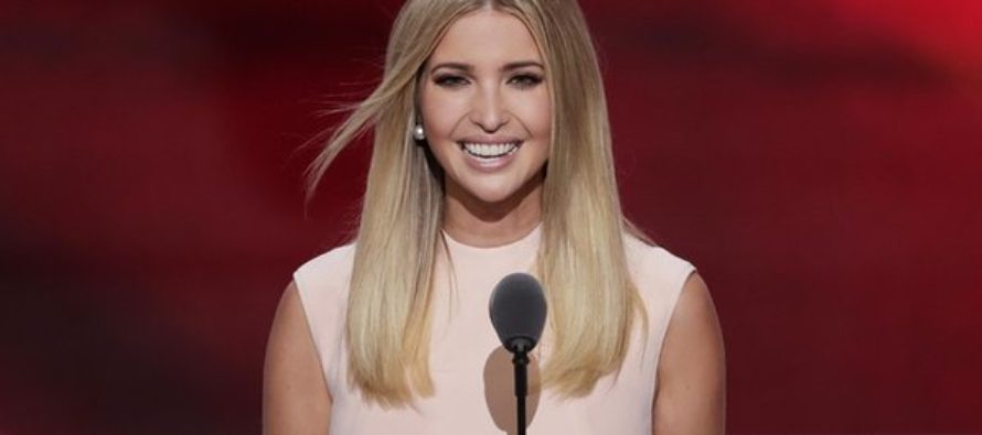 Liberals Are LOSING THEIR MINDS Over Ivanka Trump's Latest Tweet – But She Has the Last Laugh