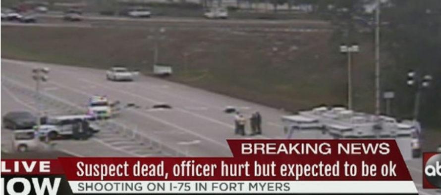BOOM: Gun Owner Shoots Man Attacking Florida Deputy [VIDEO]