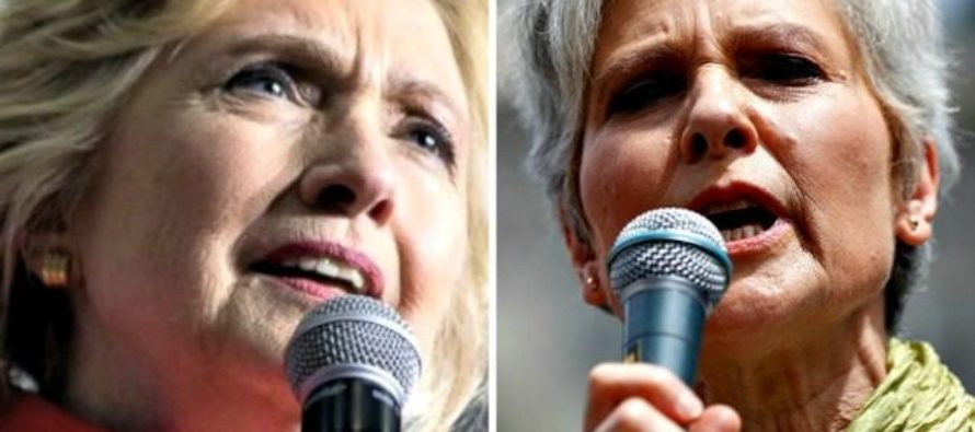 Jill Stein Agrees With TRUMP: Hillary Clinton As President Means NUCLEAR WAR Waiting To Happen