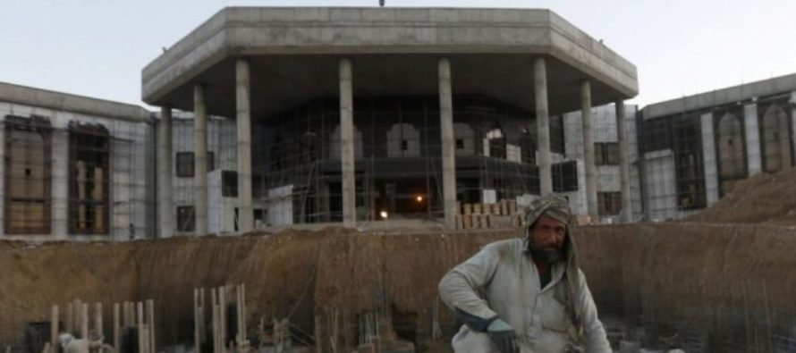 "$85 Million In Taxpayer Money Spent On ""UNINHABITABLE"" 5-Star Buildings In Afghanistan!"